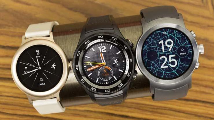 LG Watch Sport и Huawei Watch 2