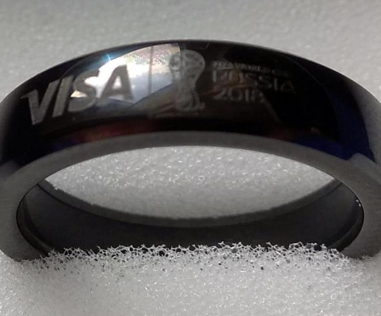 альфа банк - платежное кольцо
