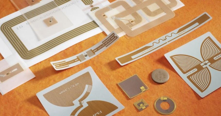 Какие бывают RFID метки
