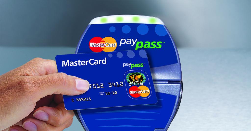 Безопасность бесконтактных карт MasterCard PayPass