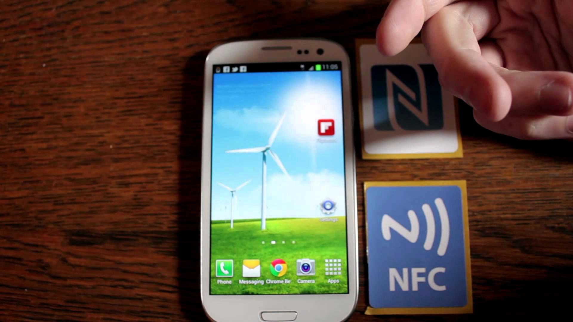 samsung смартфон с нфс