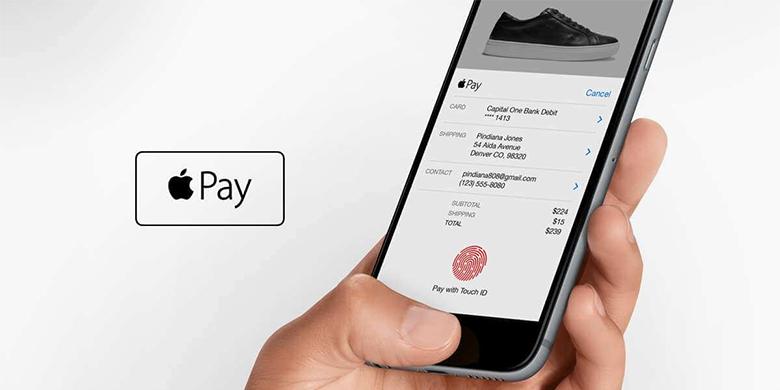 apple pay оплата в интернете