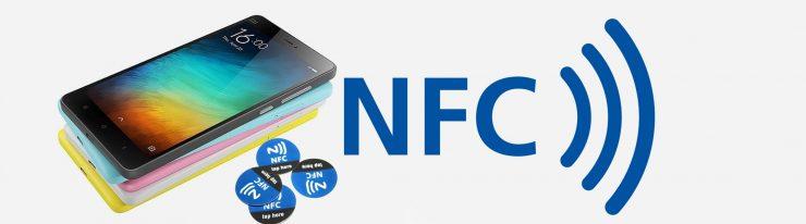 Xiaomi с NFC