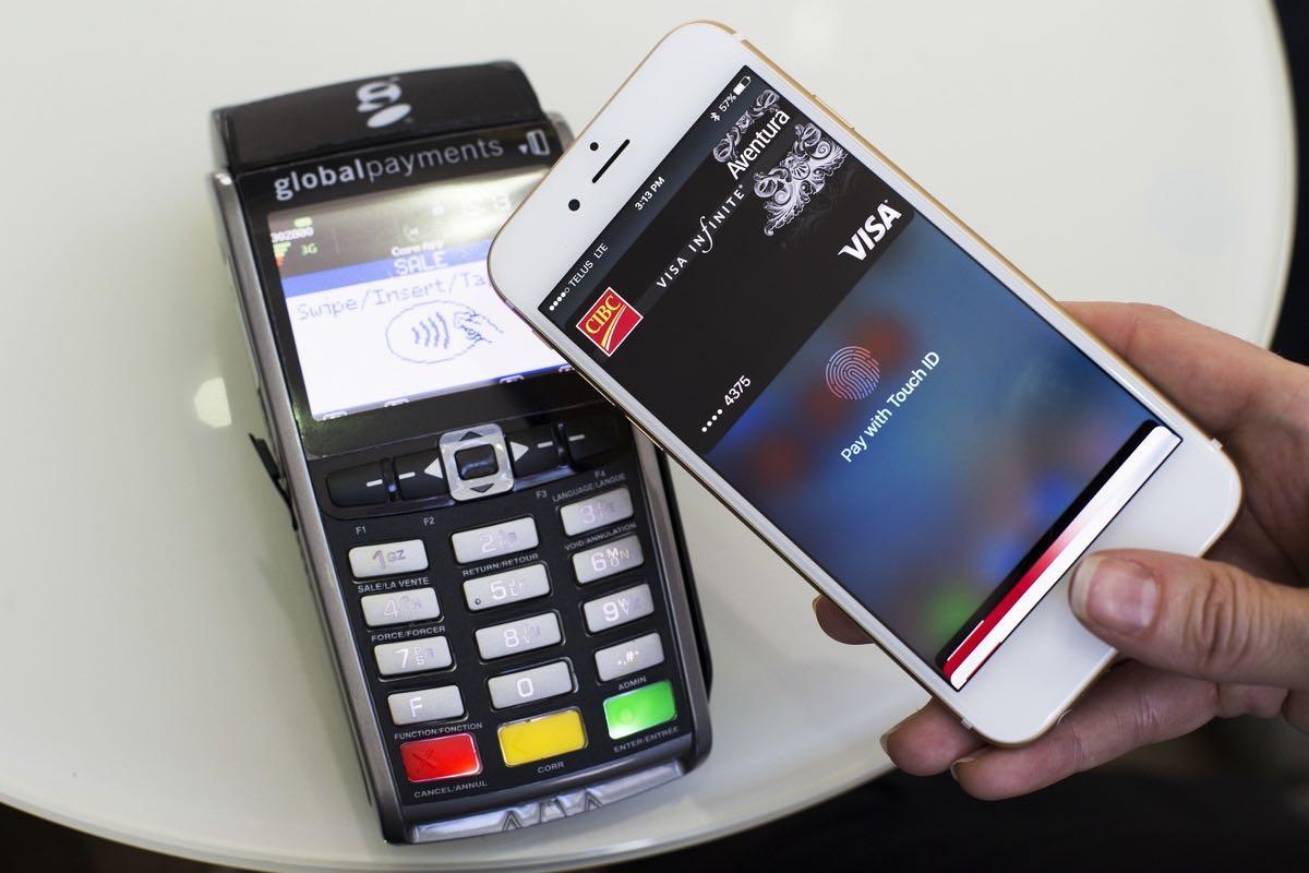 Что такое Apple Pay