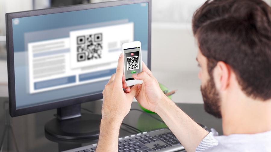 оплата по QR-коду в интернете