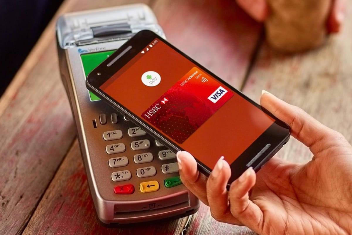 Где можно расплатиться с помощью Android Pay