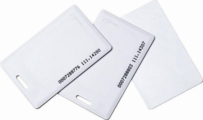 RFID метка в форме карточки