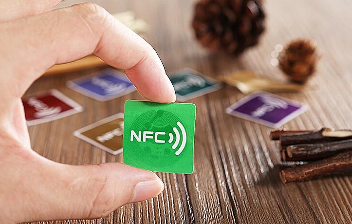 Как запрограммировать NFC метки