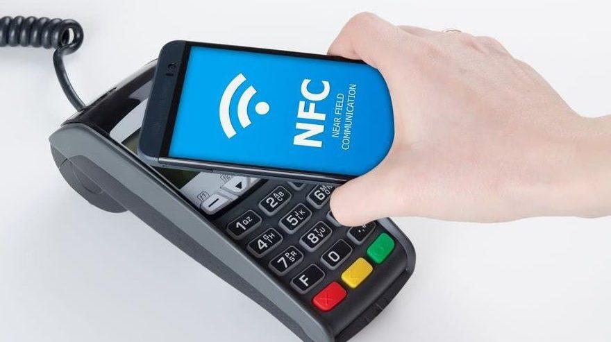 nfc оплата телефоном
