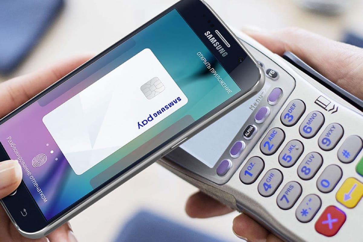 Samsung Pay - описание платежной системы