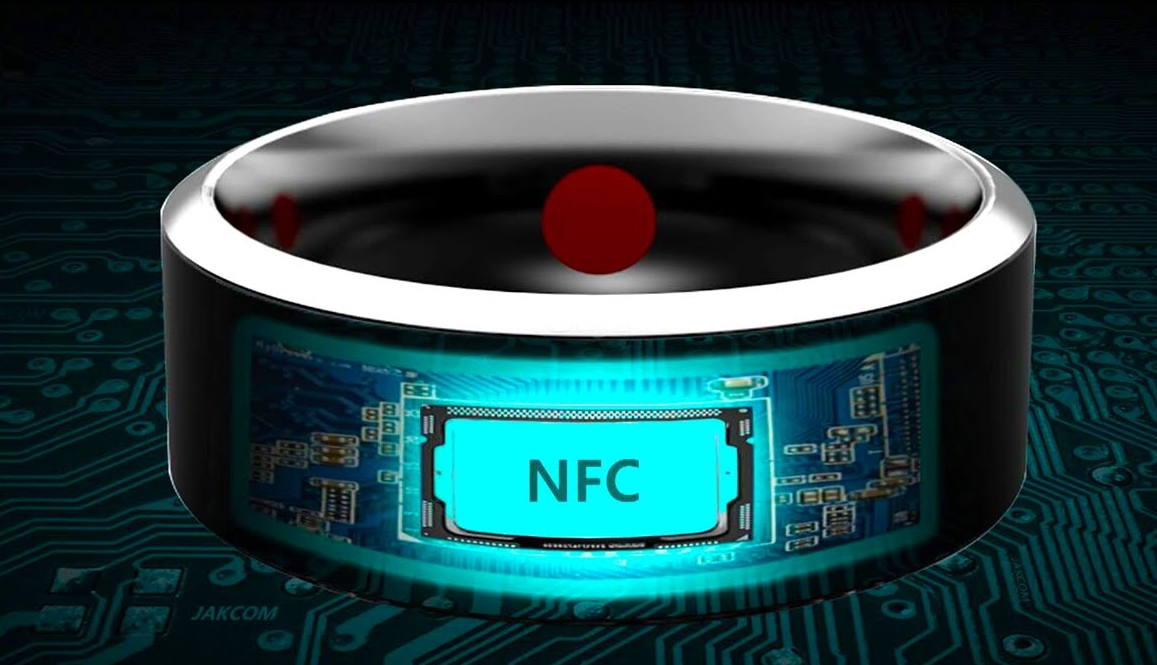 Как работает NFC кольцо