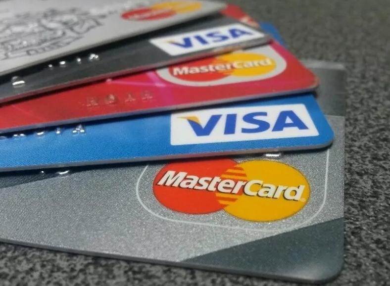 карты Visa или MasterCard