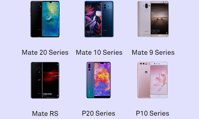 Huawei Pay на каких телефонах работает