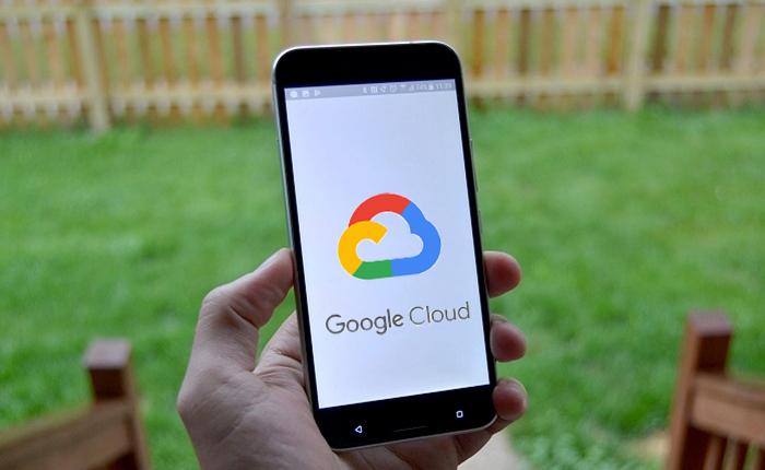 облако Google на смартфоне
