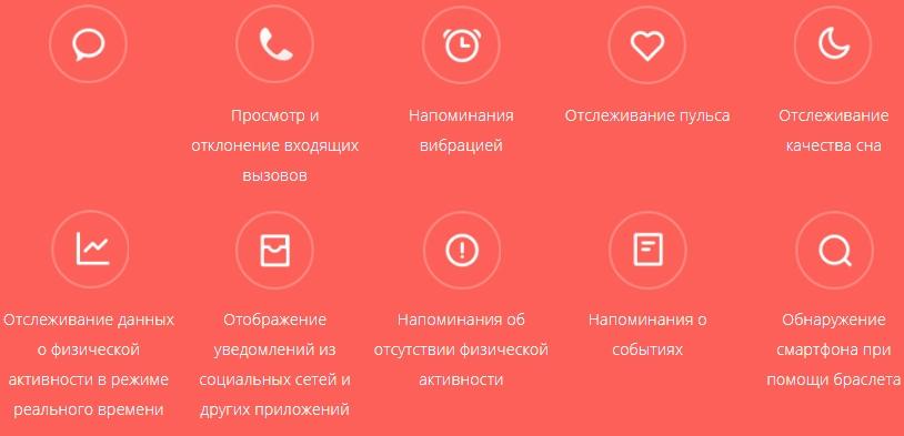Функции аксессуара с NFC чипом