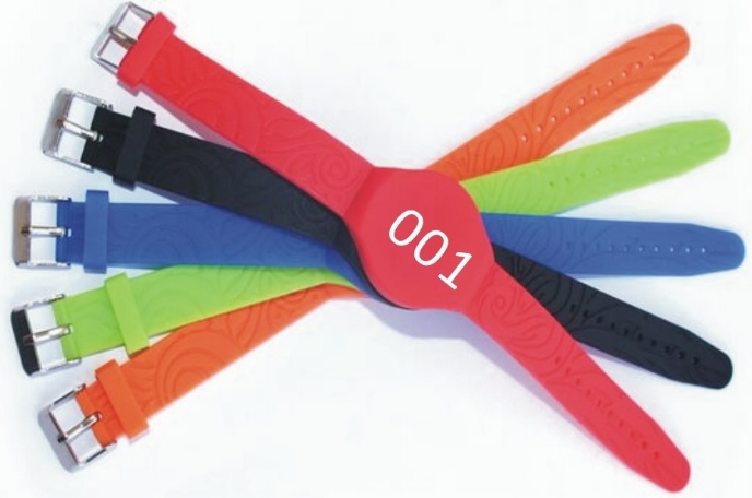 RFID метка часы