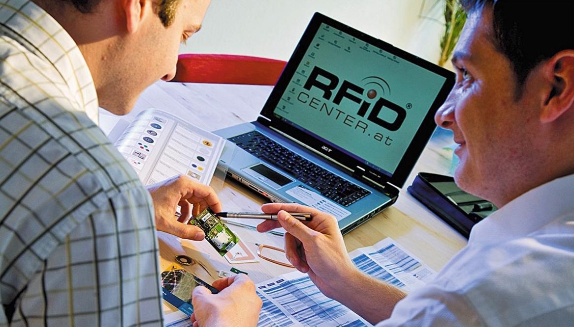 RFID технологии в России