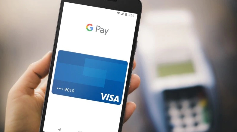 google Pay как проходит оплата
