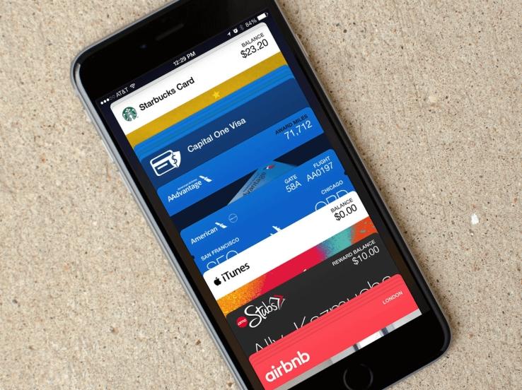 apple wallet дисконтные карты