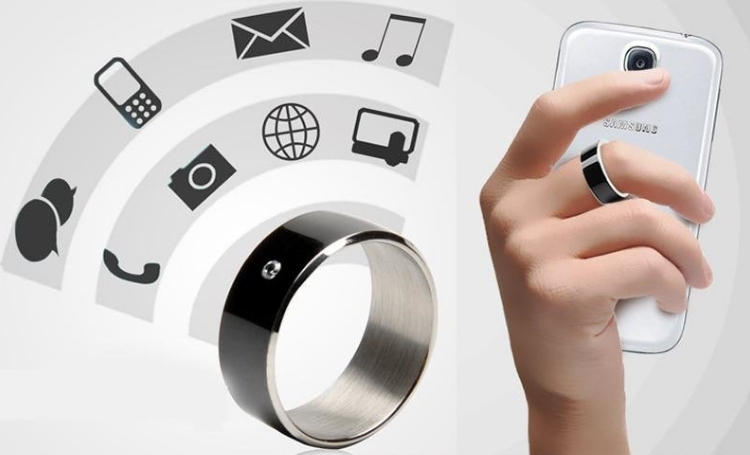 Функции NFC кольца
