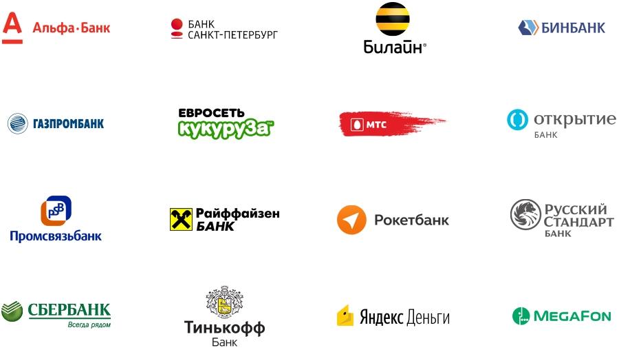 Apple Pay банки и партнеры