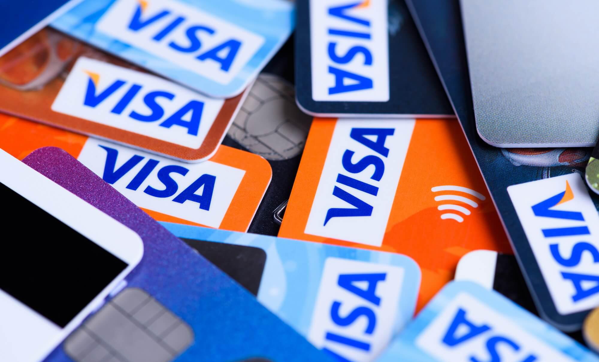карты Visa PayWave российских банков