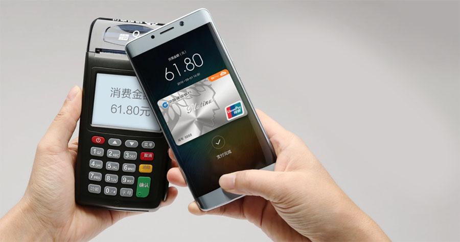 Xiaomi оплата смартфоном