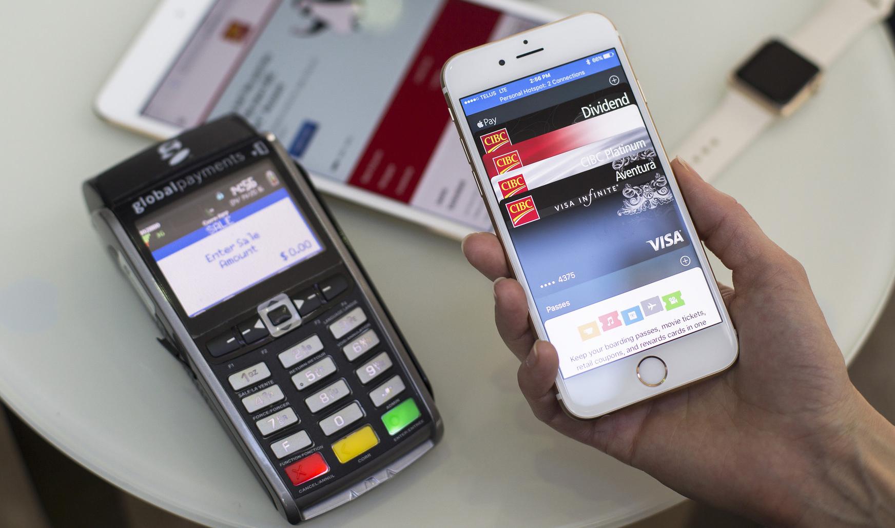 Что такое платежная система Apple Pay