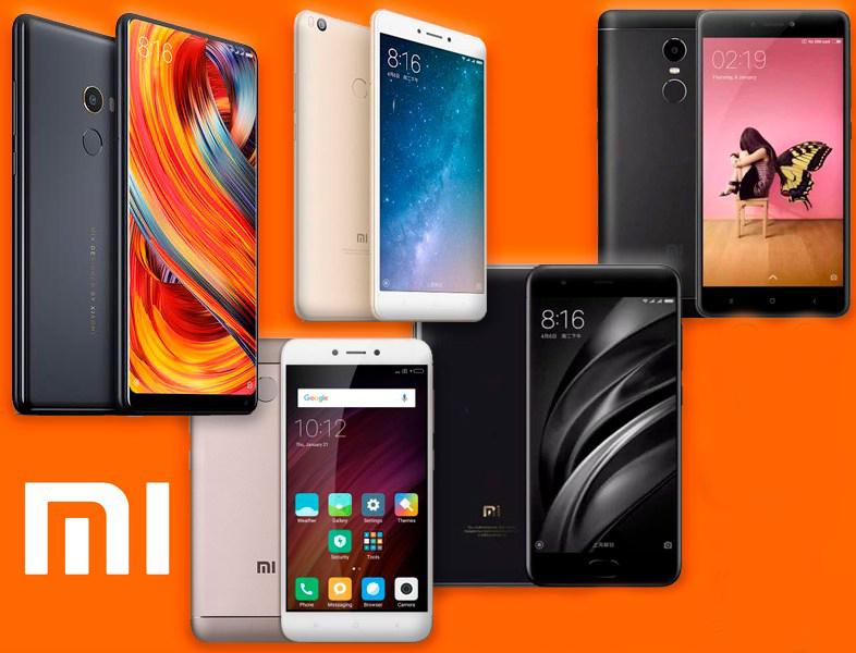 Xiaomi смартфоны оборудованные нфс