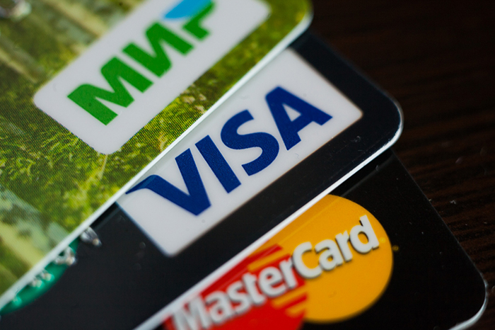 карты Mastercard Visa МИР