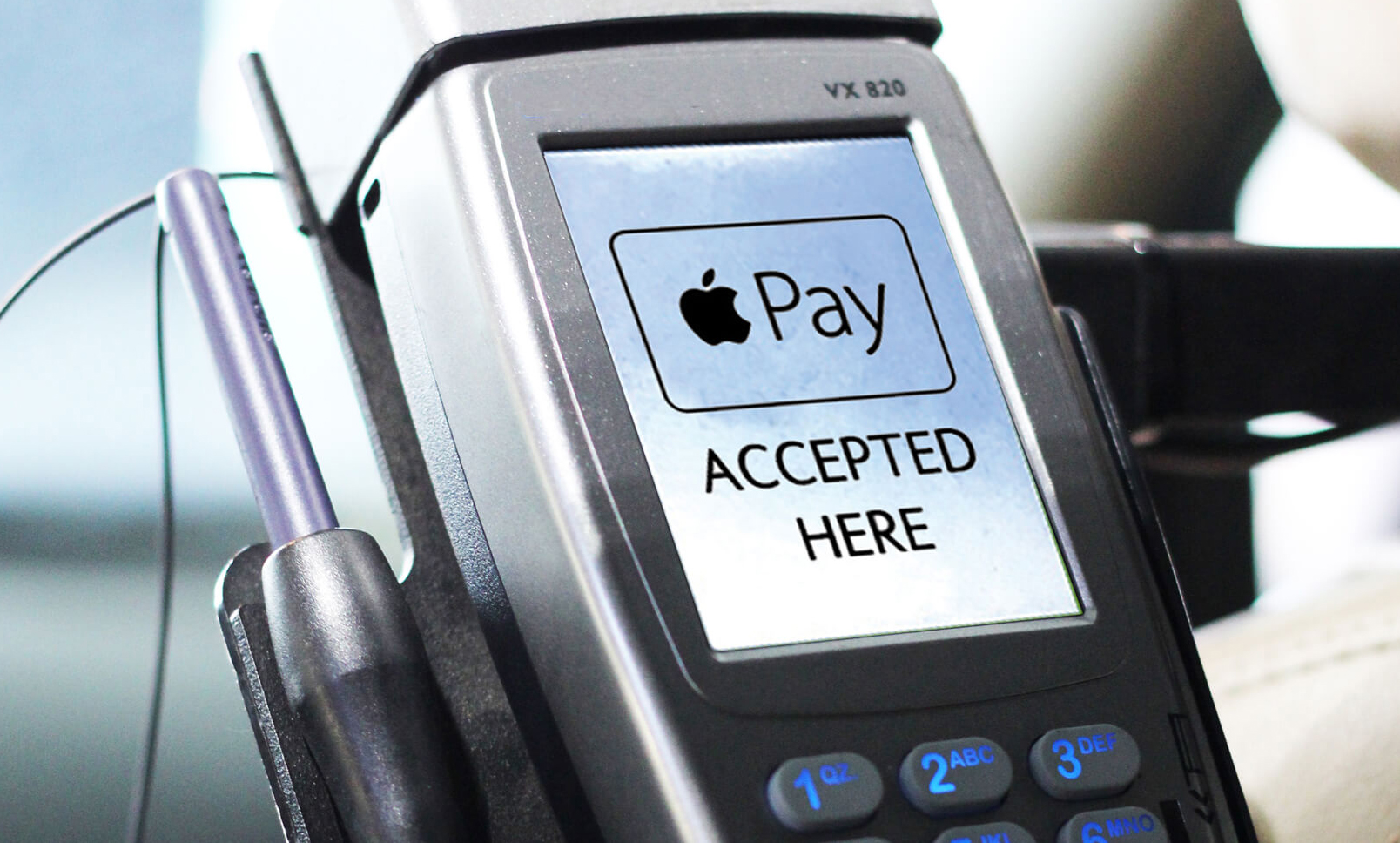 Apple Pay терминал