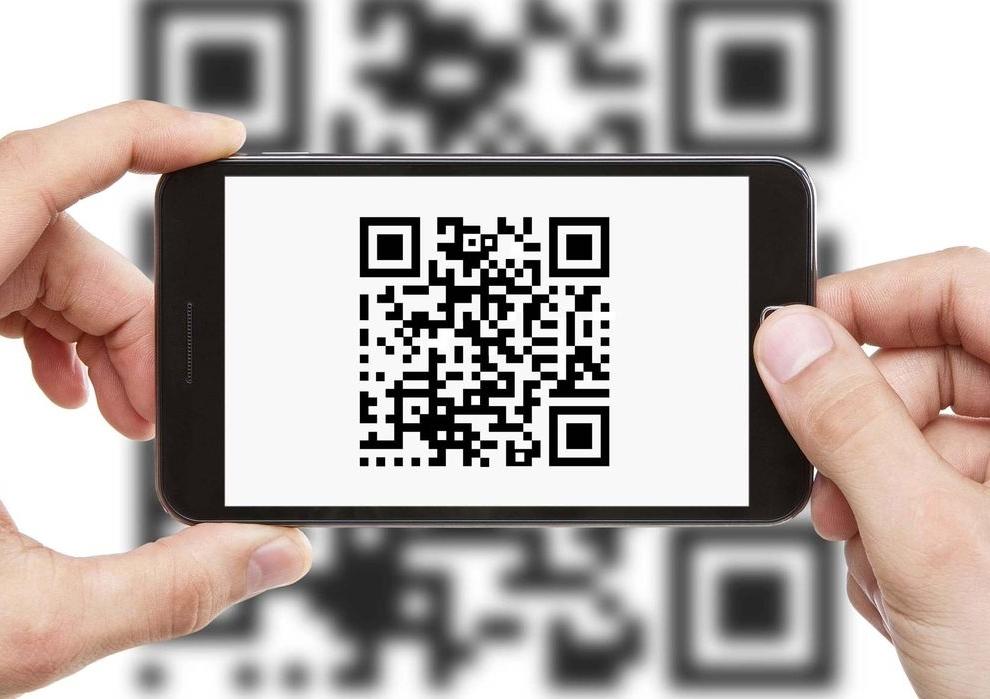 Сканирование QR кода втб банк