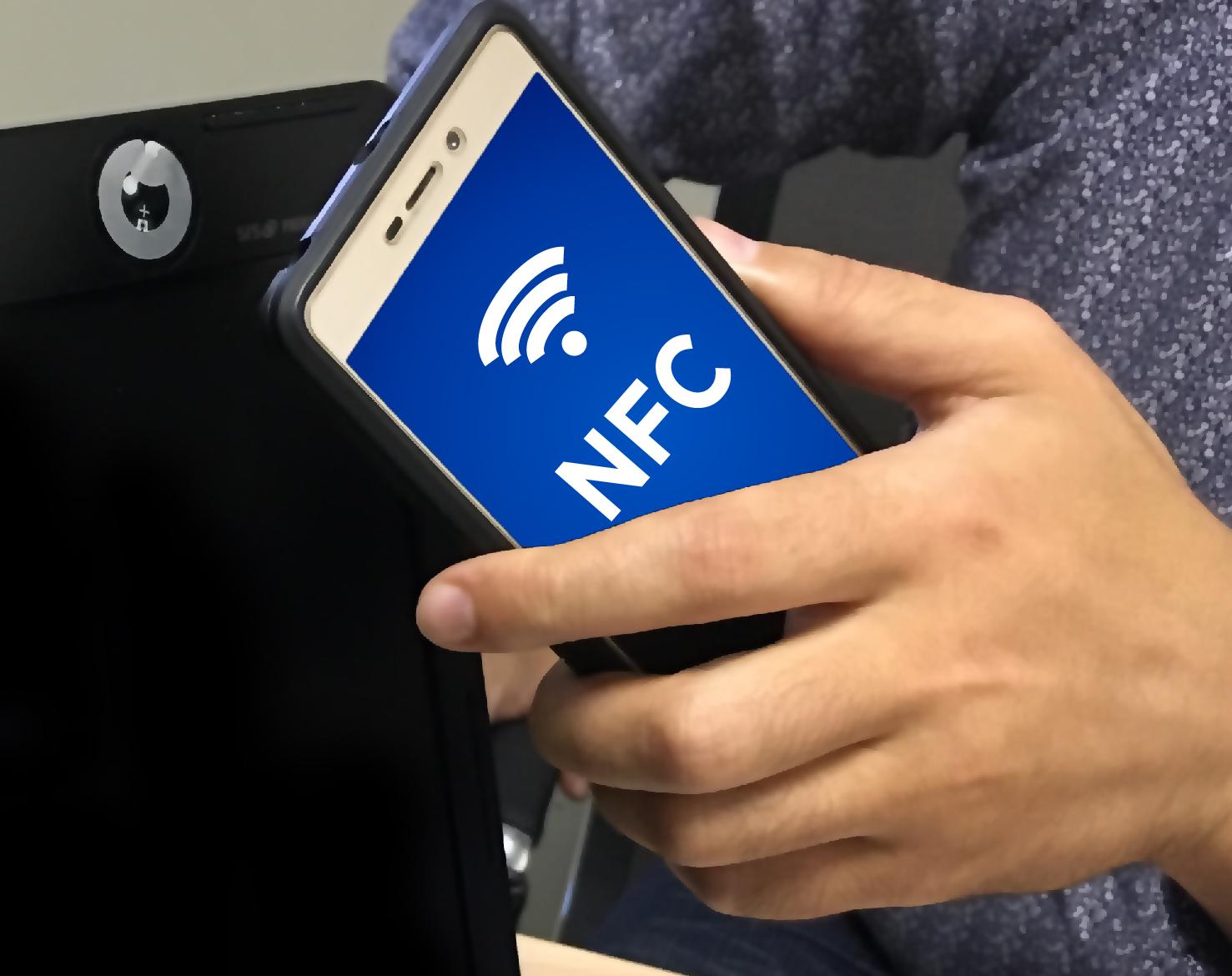 технология беспроводной передачи данных NFC
